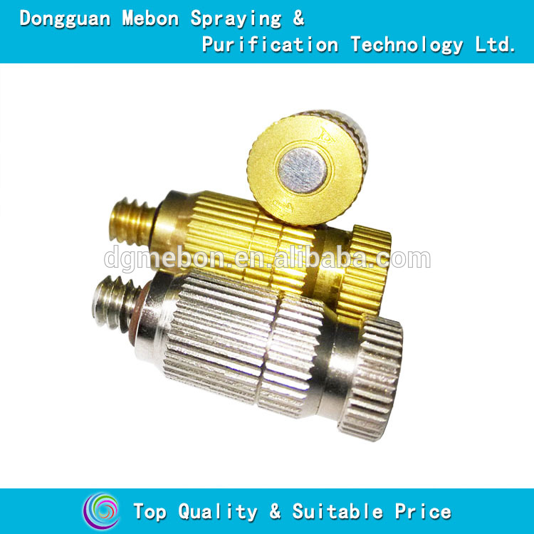 Introduction of disinfection and sterilization nozzle